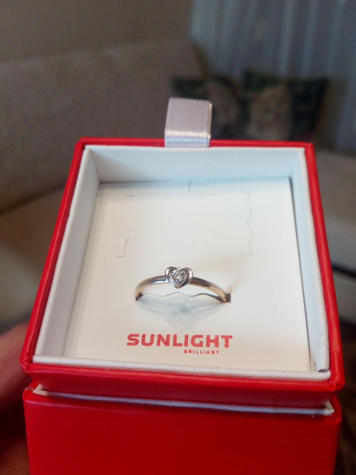 Подарок от sunlight развод