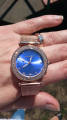Обалденные часы с кристалломи