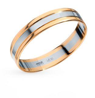 Золотое кольцо KARATOV Т130013803*: розовое золото 585 пробы — купить в интернет-магазине SUNLIGHT, фото, артикул 106337