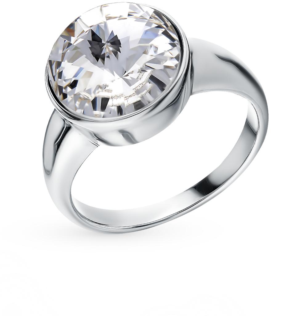 Кольцо с кристаллами в Екатеринбурге