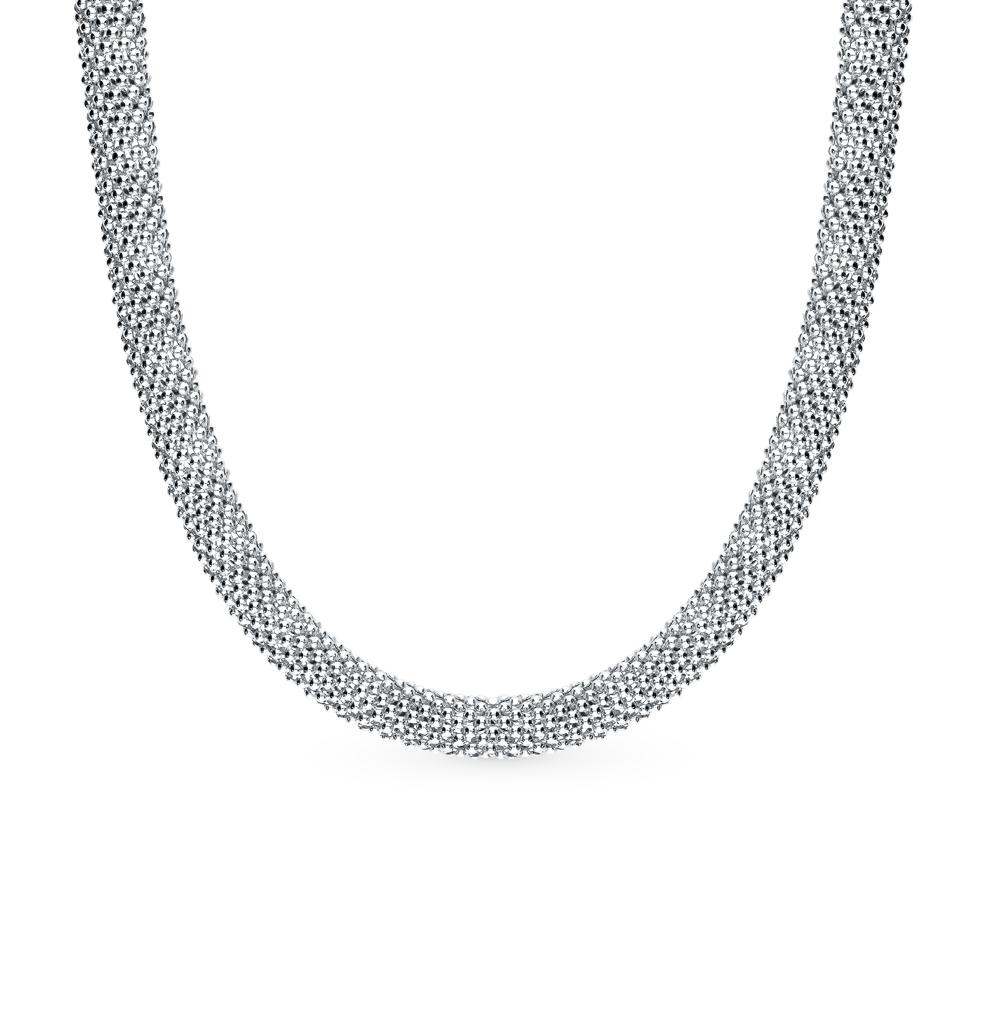 Серебряное шейное украшение в Санкт-Петербурге