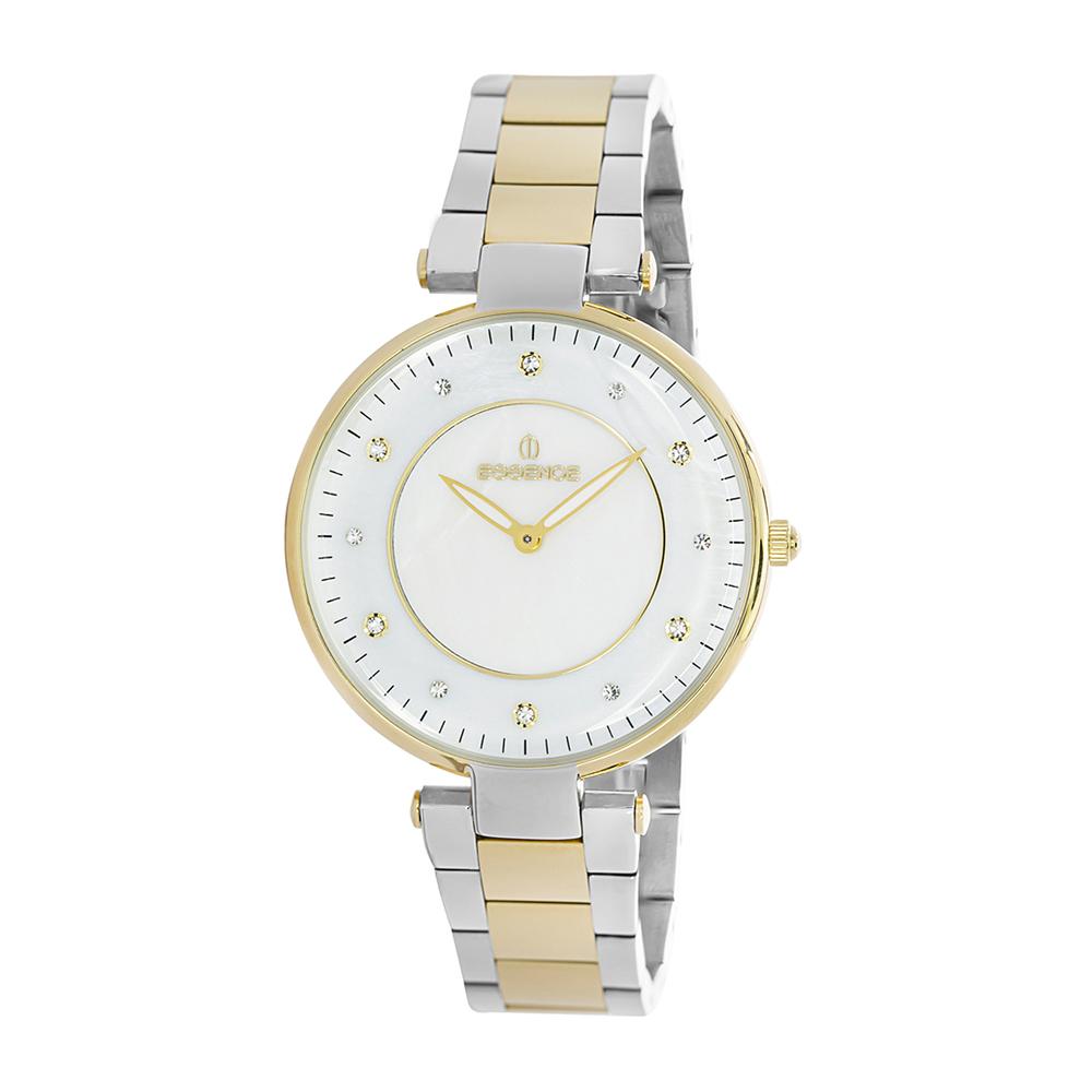 Женские часы ES6375FE.220 на стальном браслете с частичным PVD покрытием с минеральным стеклом в Санкт-Петербурге