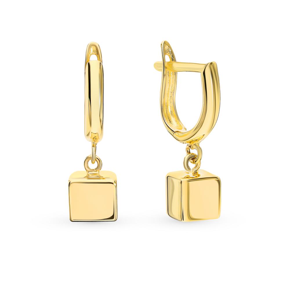 Золотые серьги в Екатеринбурге