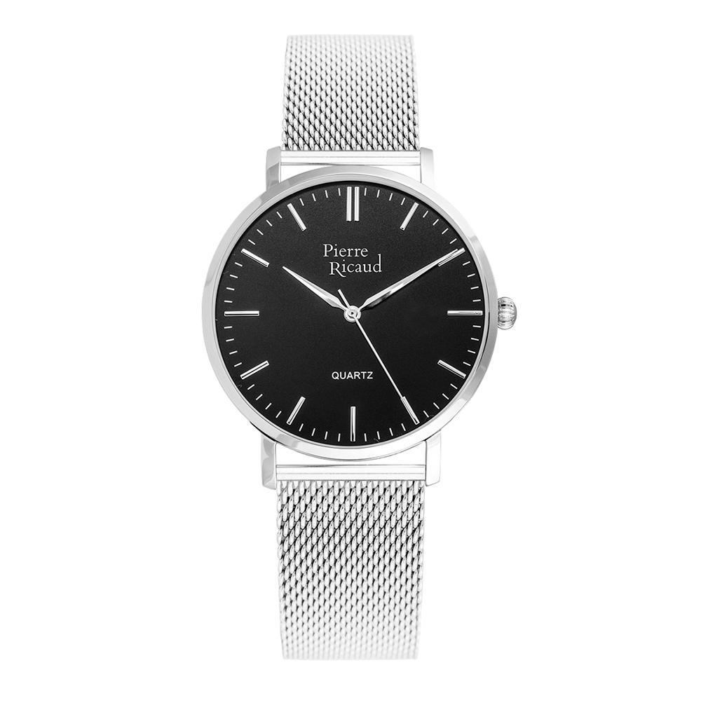 Фото «Женские часы P51082.5114Q на стальном браслете с минеральным стеклом»