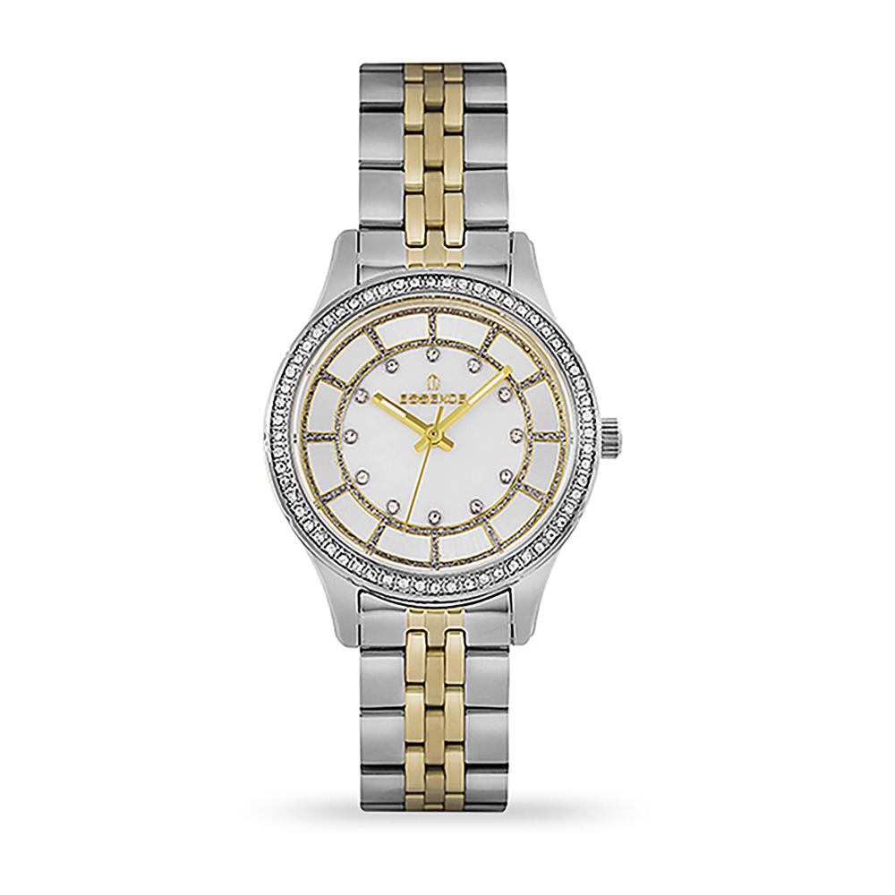 Женские  кварцевые часы ES6542FE.220 на стальном браслете с минеральным стеклом в Санкт-Петербурге