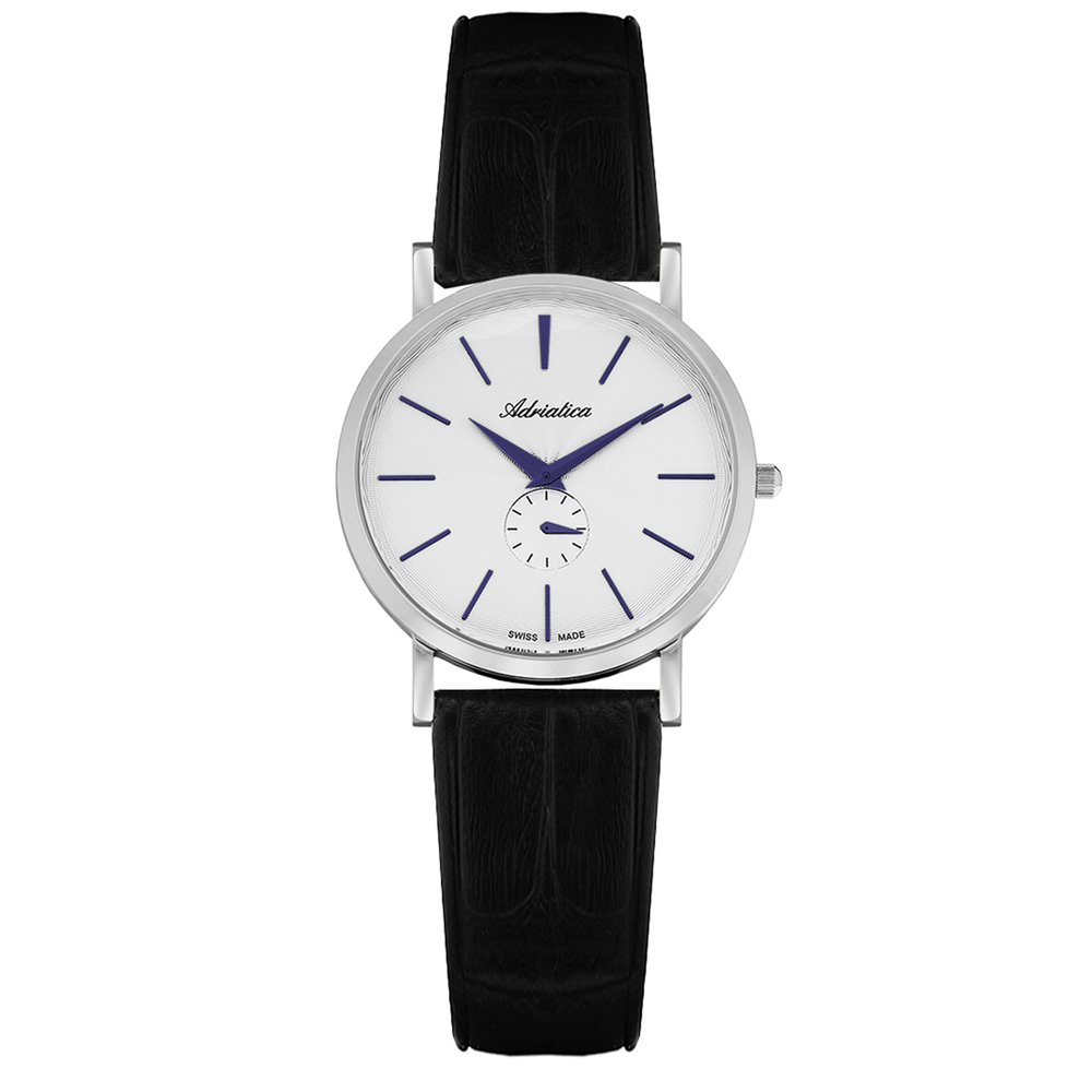 Женские часы A2113.52B3Q на кожаном ремешке с минеральным стеклом