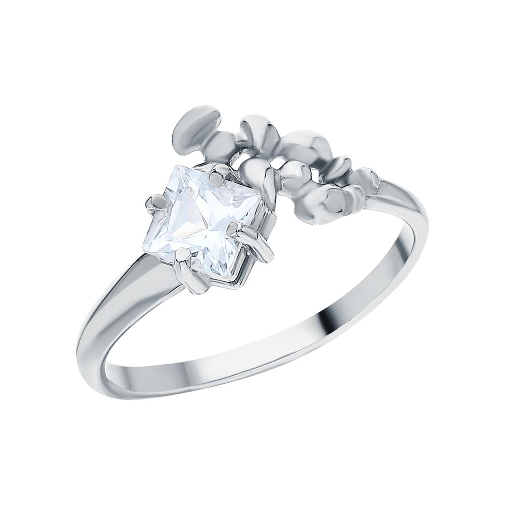 Фото «Серебряное кольцо с хризолитом»