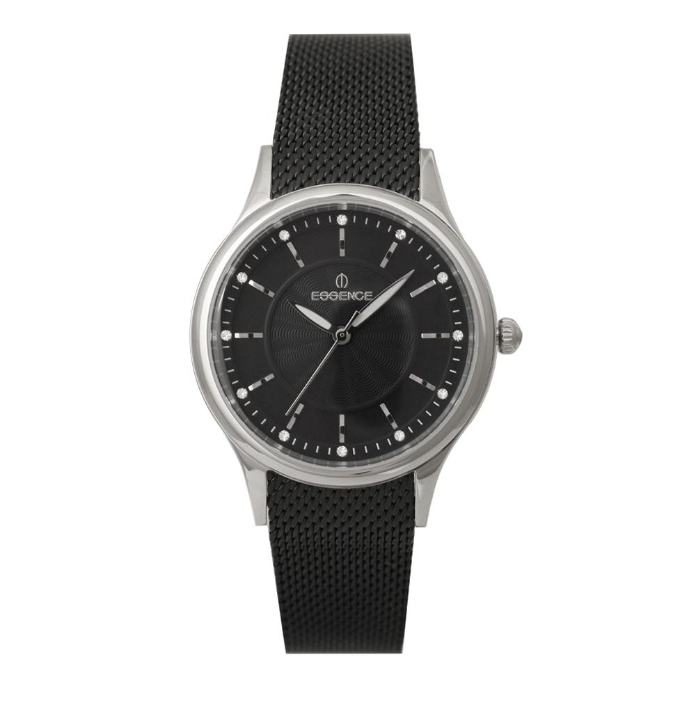Женские часы ES6516FE.350 на стальном браслете с PVD покрытием с минеральным стеклом в Екатеринбурге