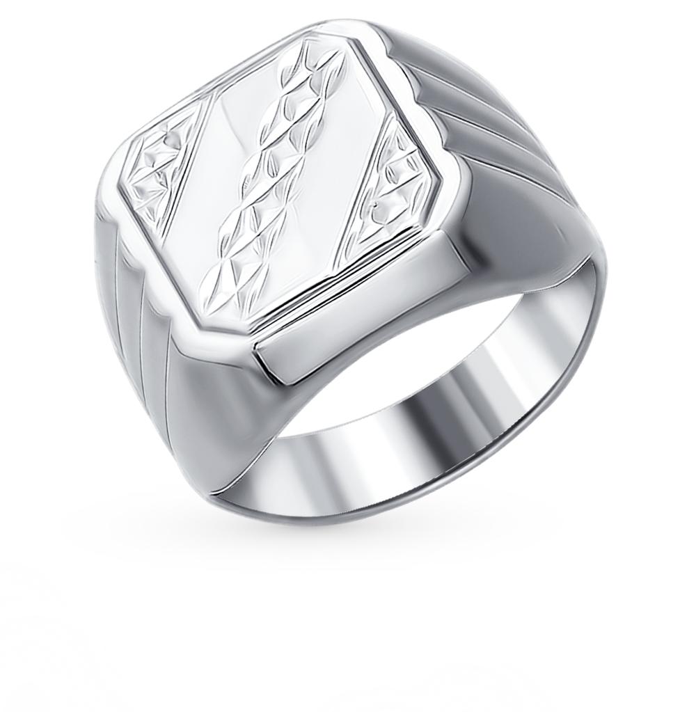 серебряное кольцо SOKOLOV 94011233