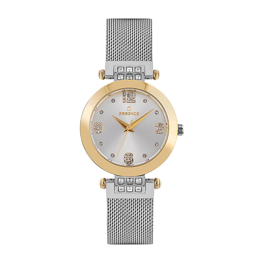 Женские  кварцевые часы ES6547FE.220 на стальном браслете с минеральным стеклом в Екатеринбурге