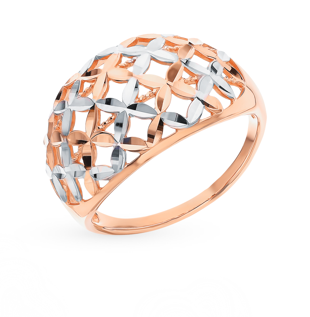 золотое кольцо SOKOLOV 51-110-00065-1*