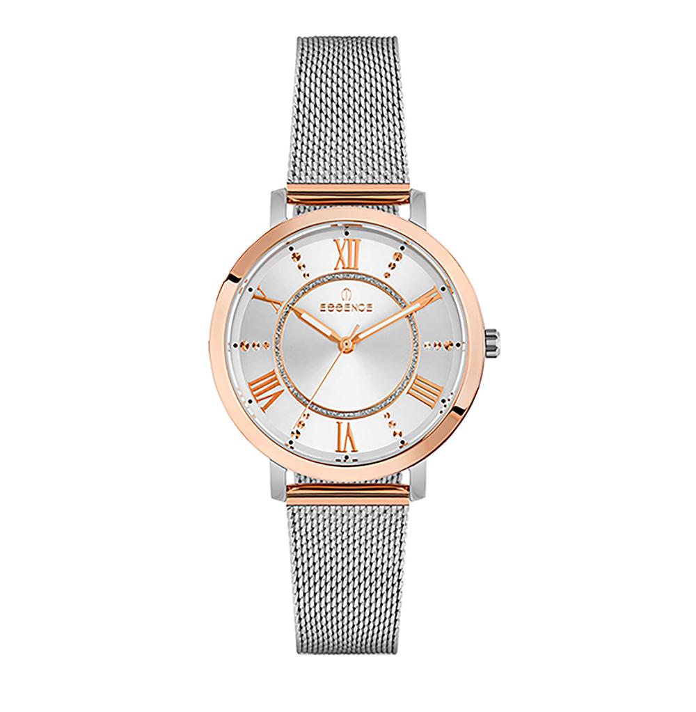 Фото «Женские часы ES6578FE.530 на стальном браслете с минеральным стеклом»