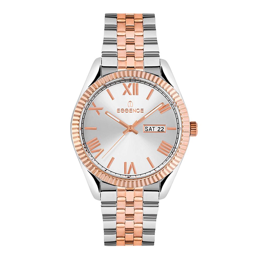 Фото «Мужские  кварцевые часы ES6537ME.530 на стальном браслете с минеральным стеклом»