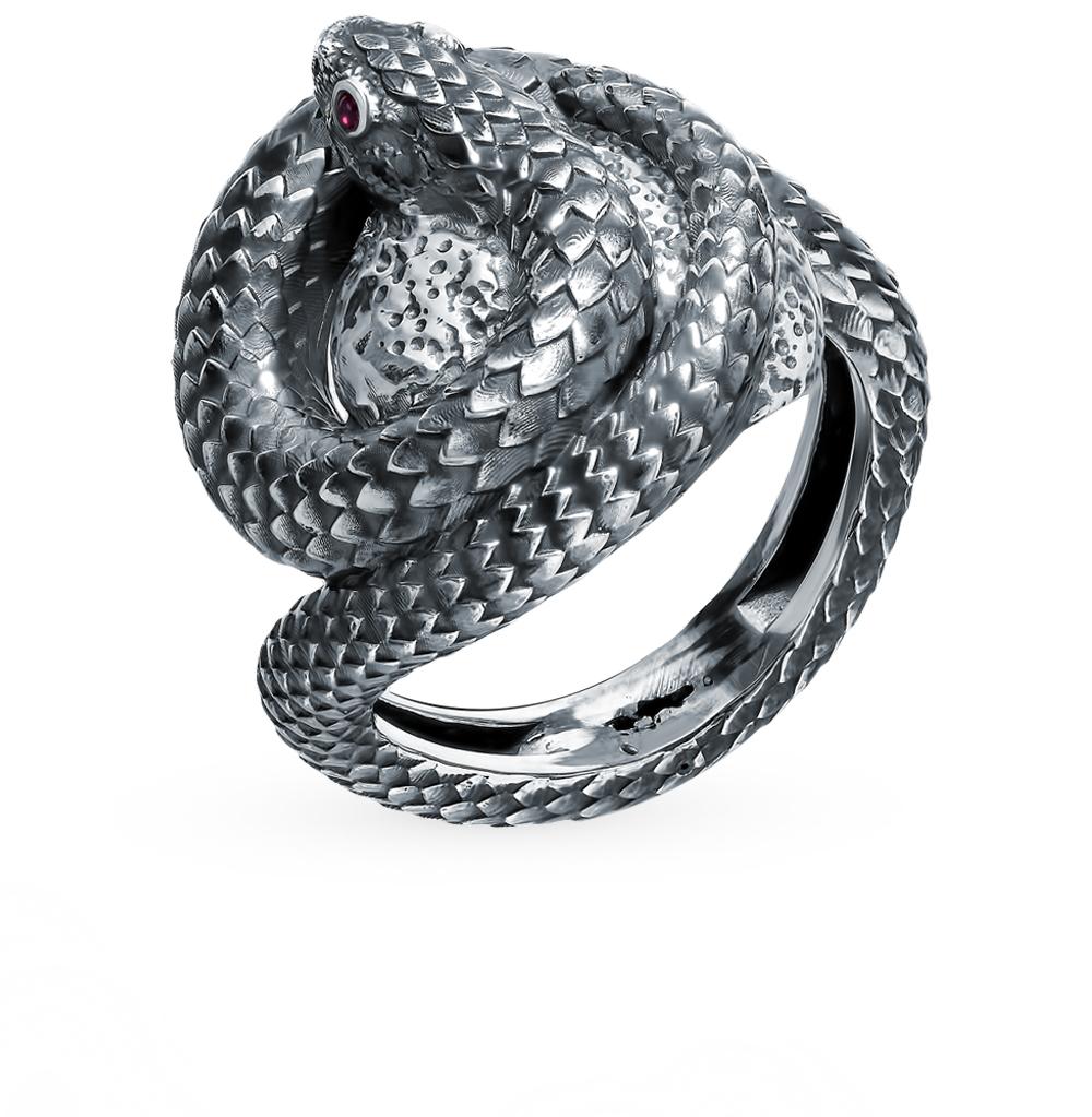 Фото «Серебряное кольцо «Я - змея»»