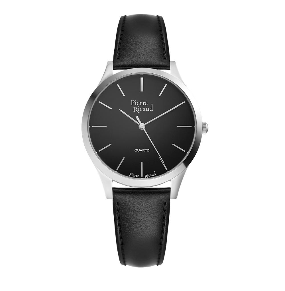 Фото «Женские часы P22000.5214Q на кожаном ремешке с минеральным стеклом»