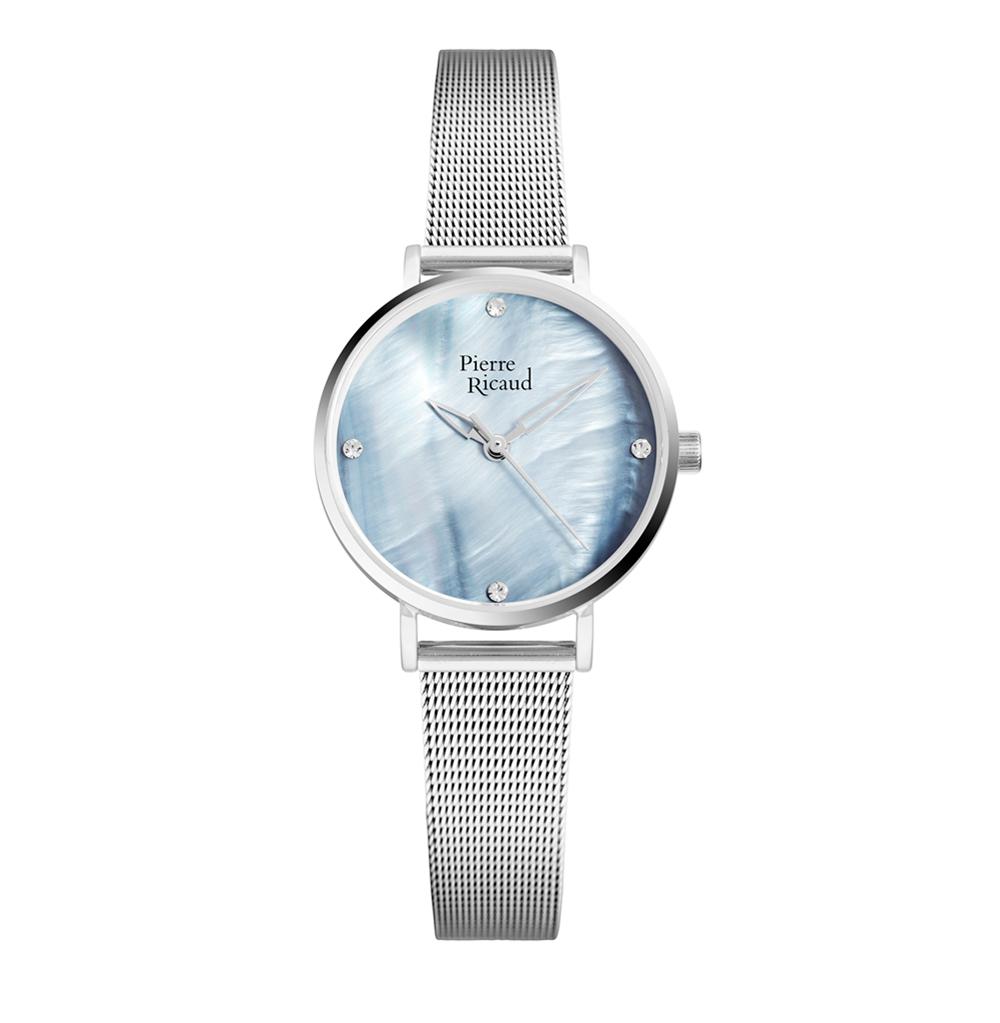 Женские часы P22043.514ZQ на стальном браслете с минеральным стеклом