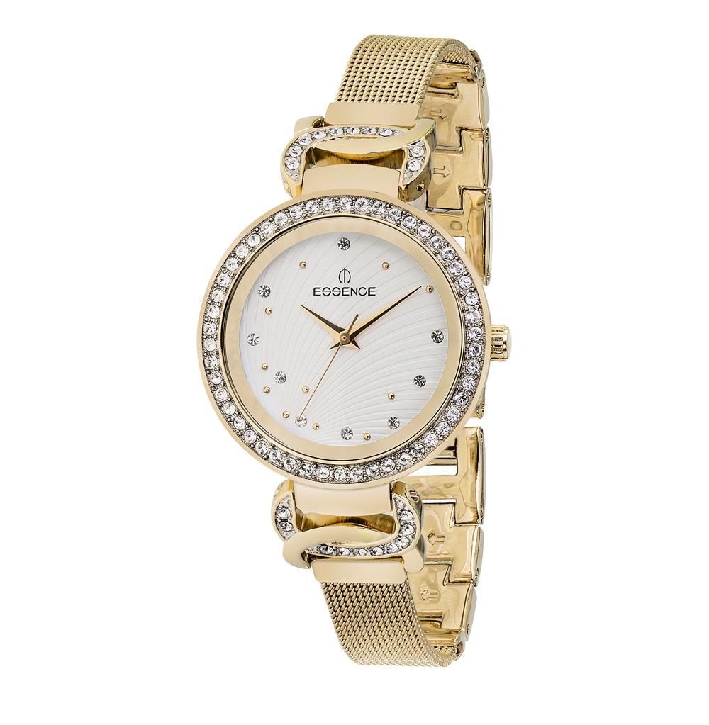 Женские часы D937.130 на стальном браслете с IP покрытием с минеральным стеклом в Санкт-Петербурге