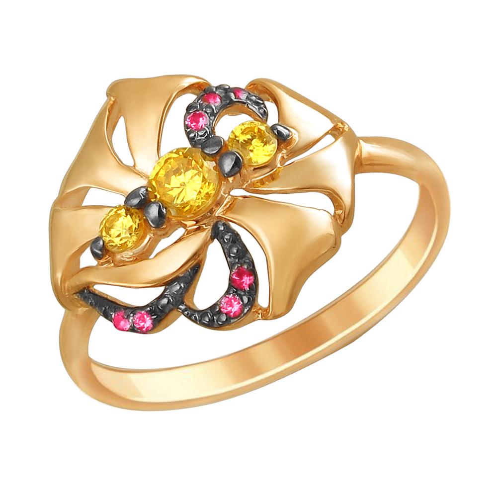 Золотое кольцо с корундом в Санкт-Петербурге
