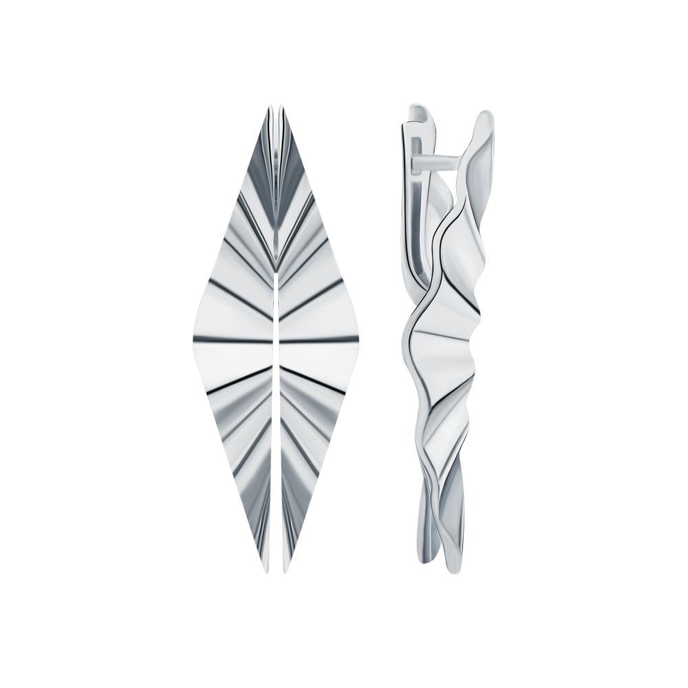 Серебряные серьги в Екатеринбурге