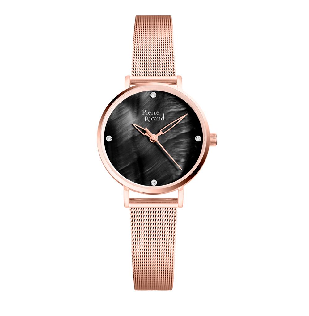Женские часы P22043.914EQ на стальном браслете сIPпокрытием с минеральным стеклом в Санкт-Петербурге