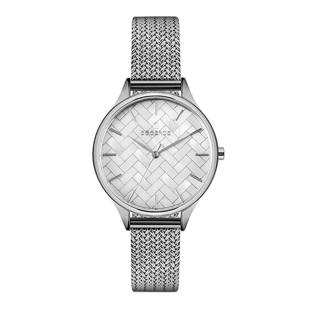 Фото «Женские часы ES6535FE.320 на стальном браслете с минеральным стеклом»