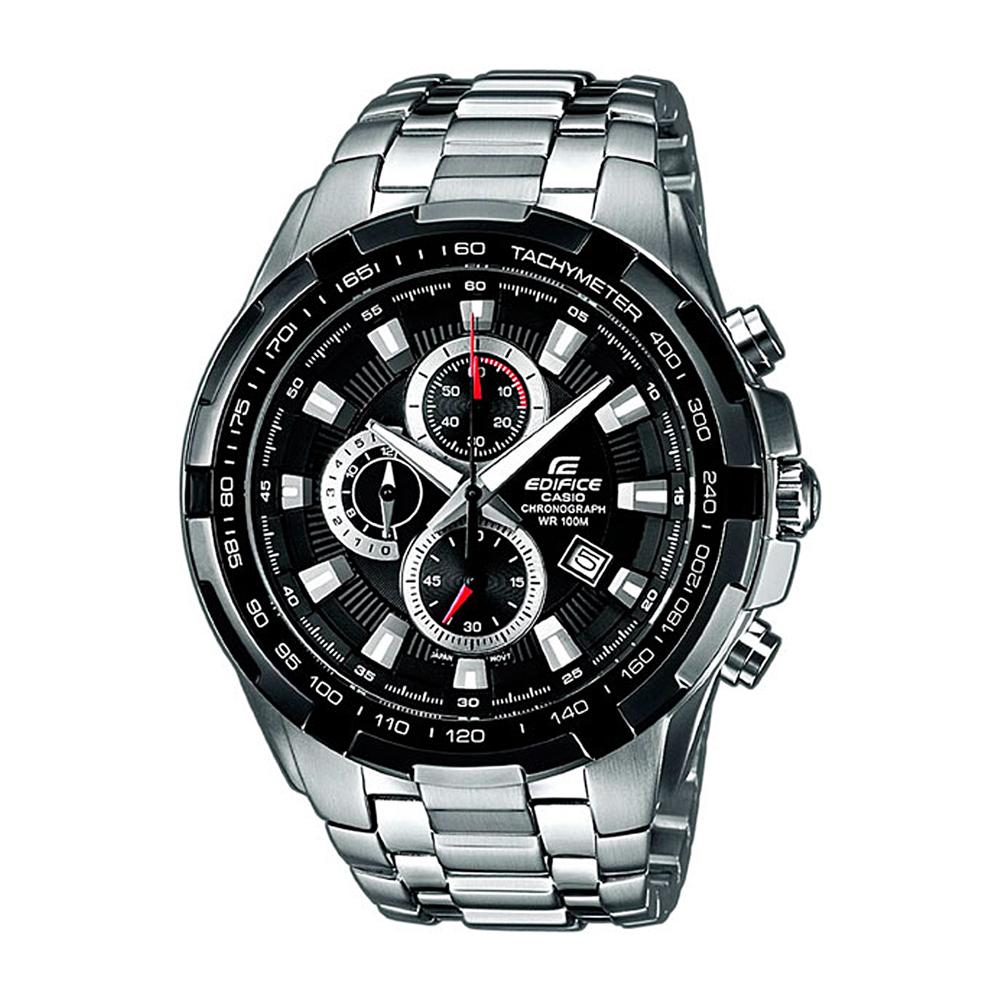 Фото «Часы мужские кварцевые Casio EF-539D-1A»