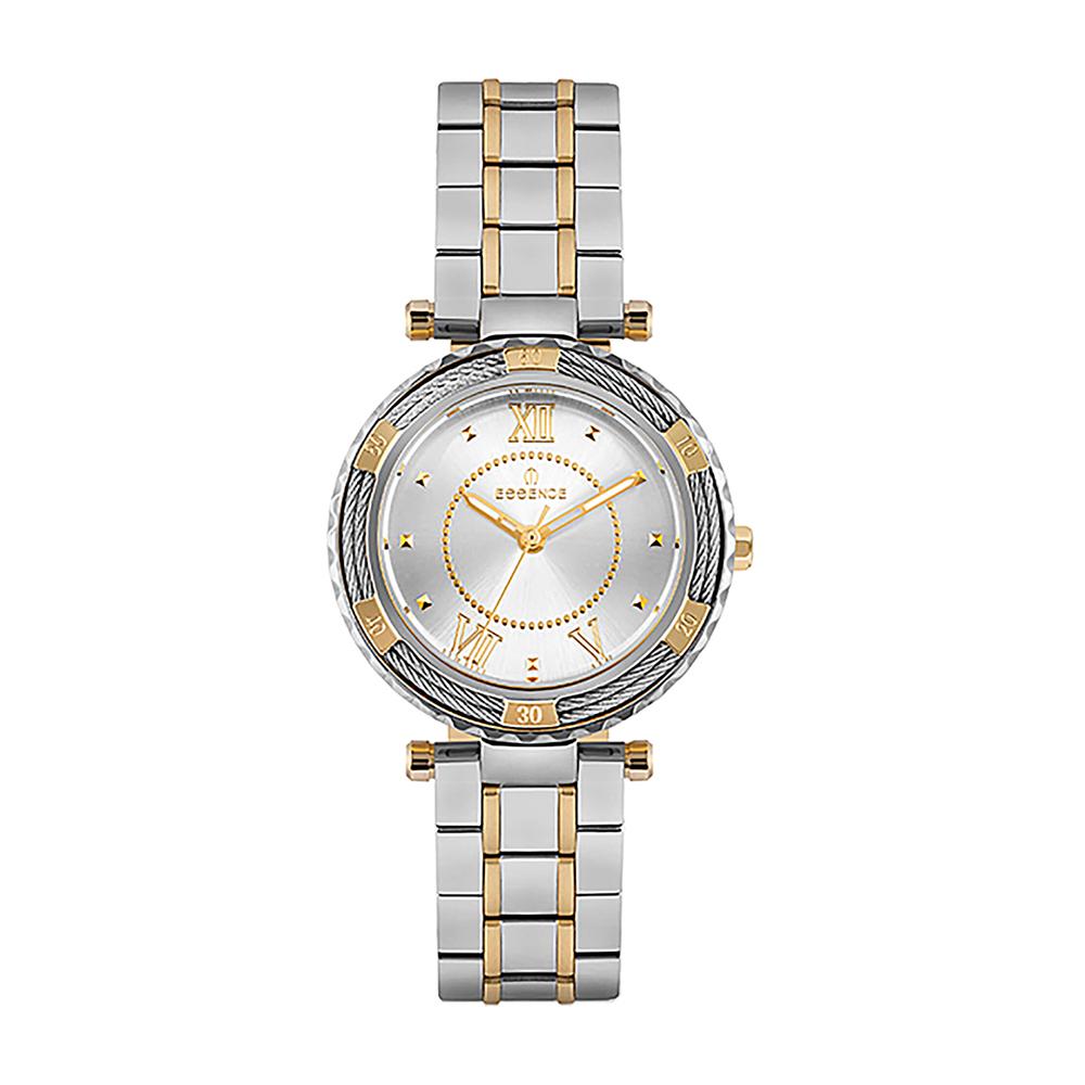 Женские  кварцевые часы ES6580FE.230 на стальном браслете с минеральным стеклом в Екатеринбурге