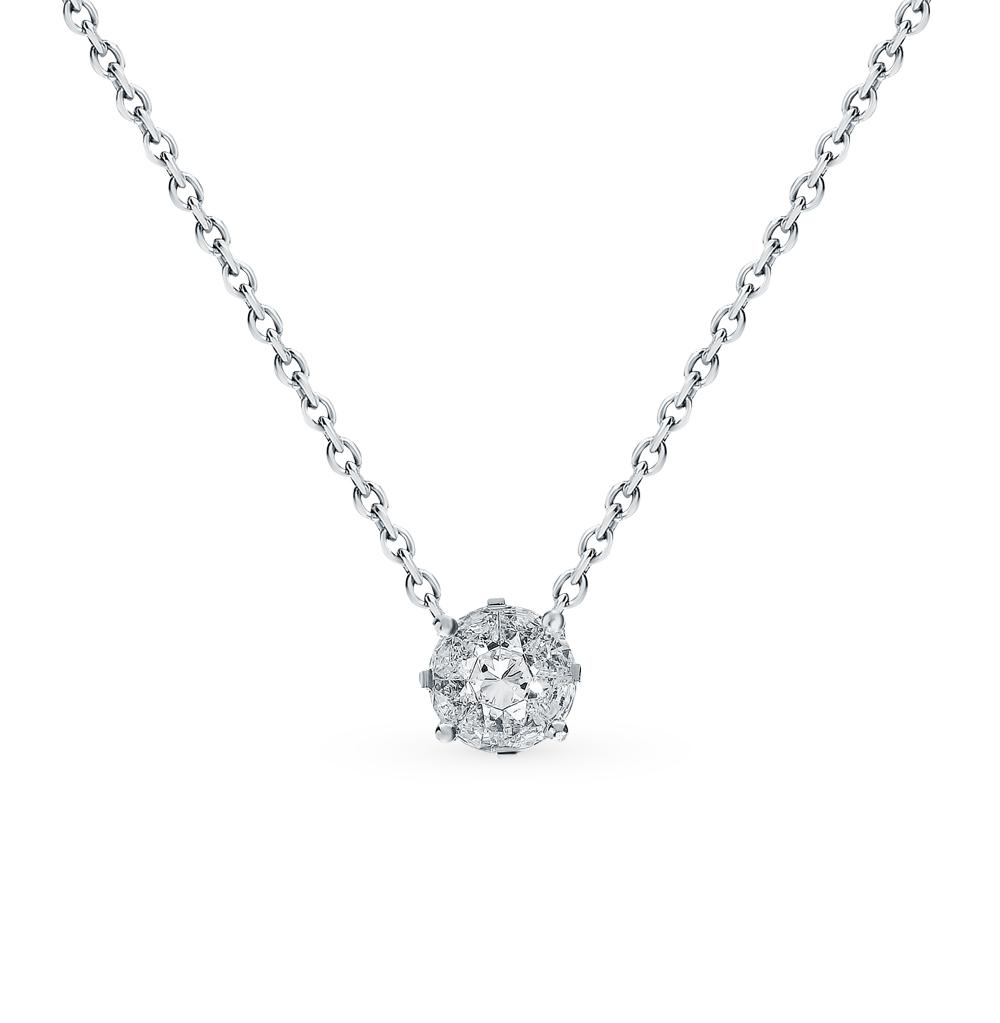 Фото «Золотое колье с бриллиантами»