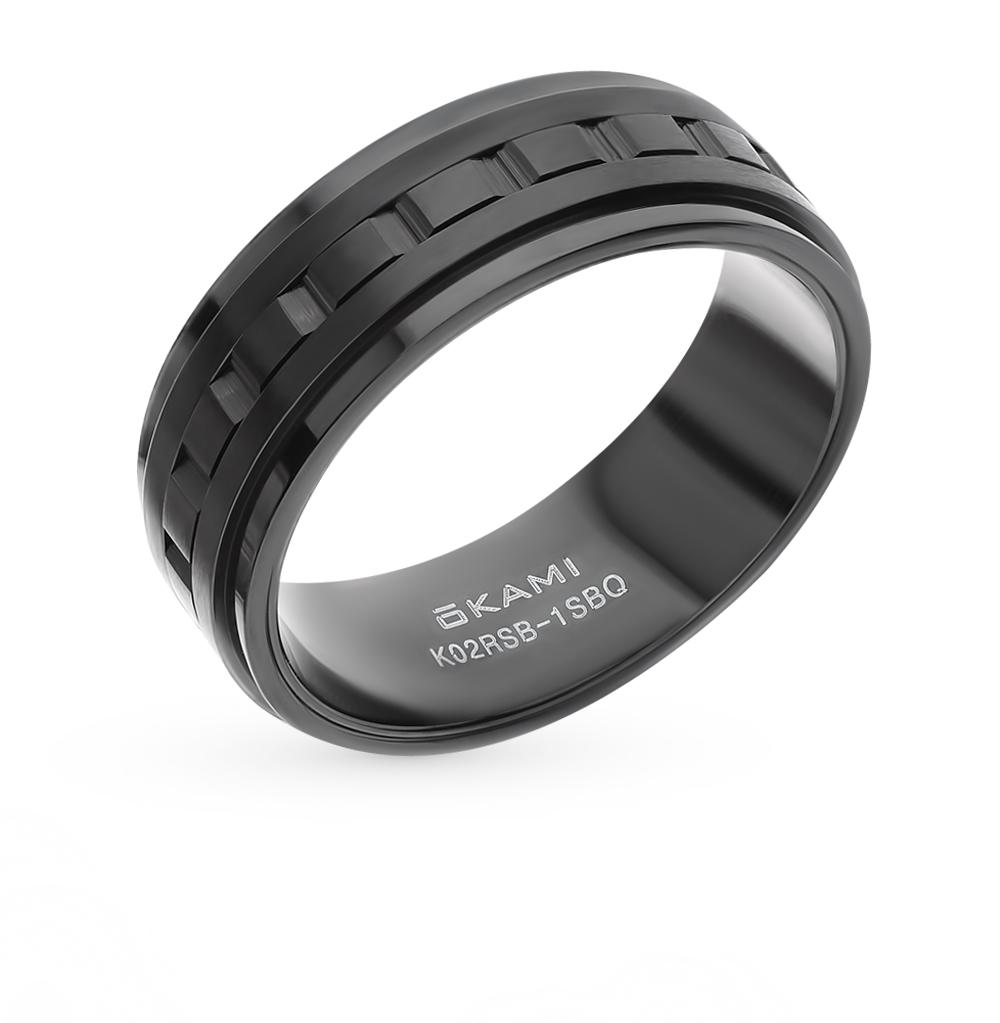 Фото «Кольцо из стали со сталью»