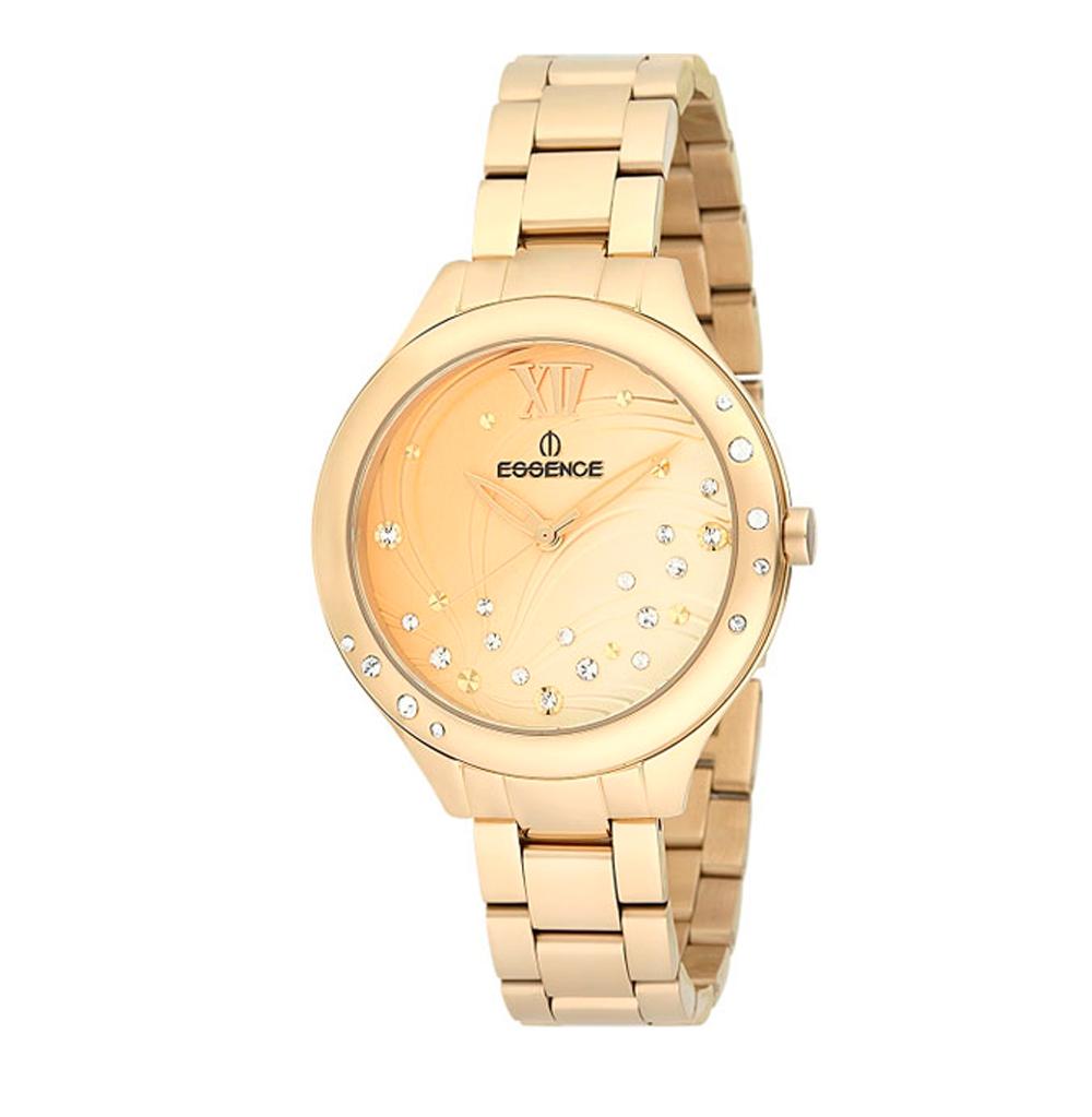 Женские часы ES6395FE.110 на стальном браслете с PVD покрытием с минеральным стеклом в Санкт-Петербурге