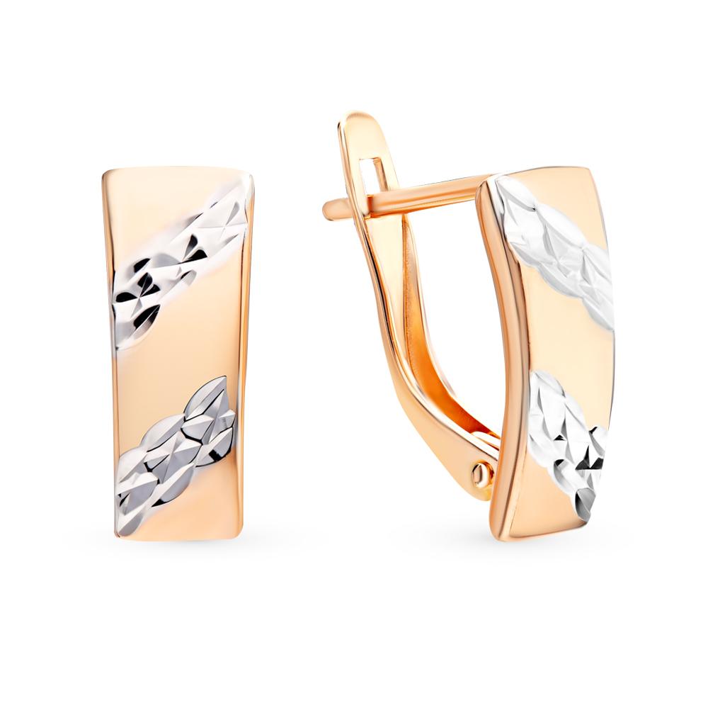 Золотые серьги SOKOLOV 022188* в Екатеринбурге