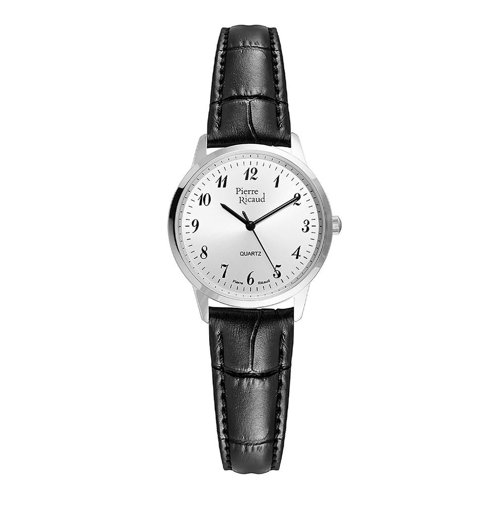 Женские кварцевые часы P51090.5223Q на кожаном ремешке с сапфировым стеклом в Екатеринбурге