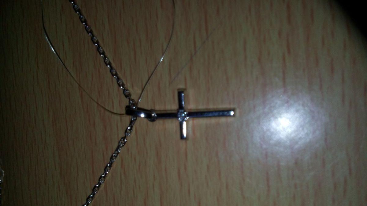 Маленький крестик.