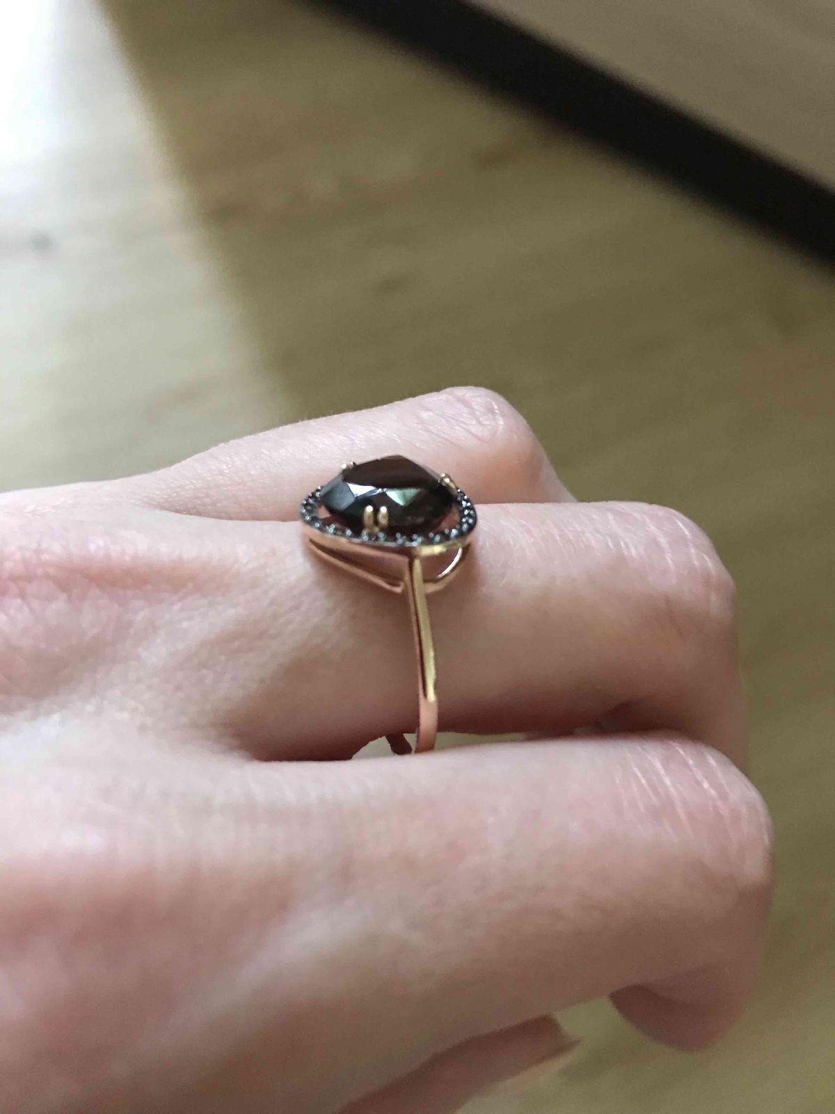 Кольцо достойное!