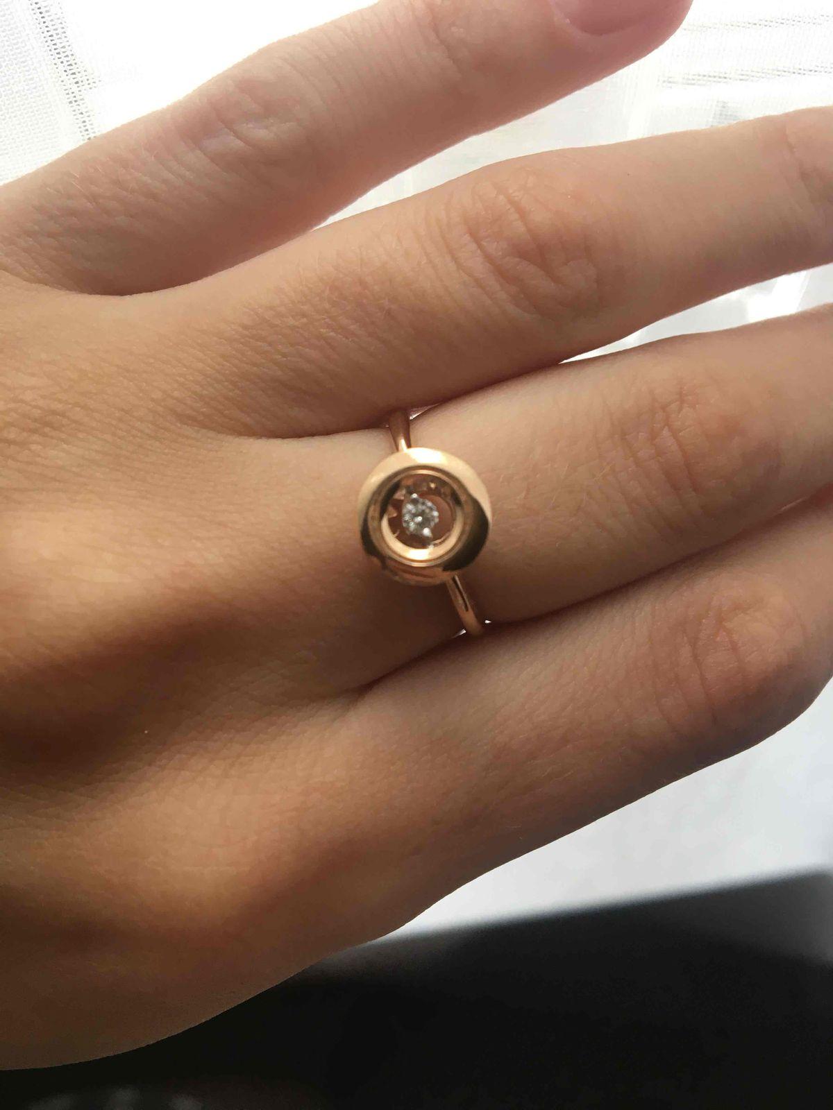 Кольцо просто супер!!!
