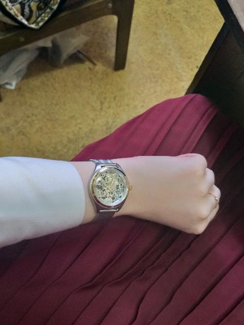 Теперь это мои любимые часы))