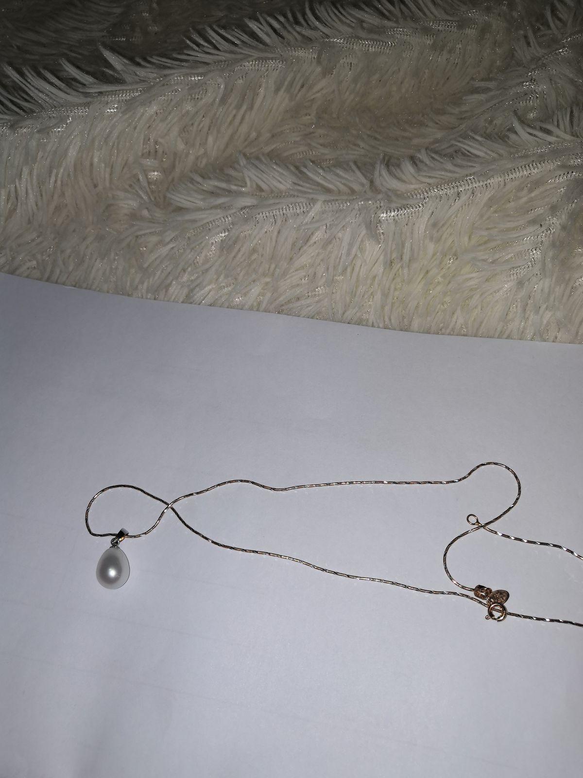 Миленькая цепочка для какой-нибудь маленькой подвески