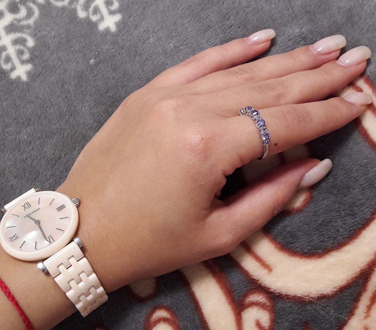 Интересное кольцо-дорожка