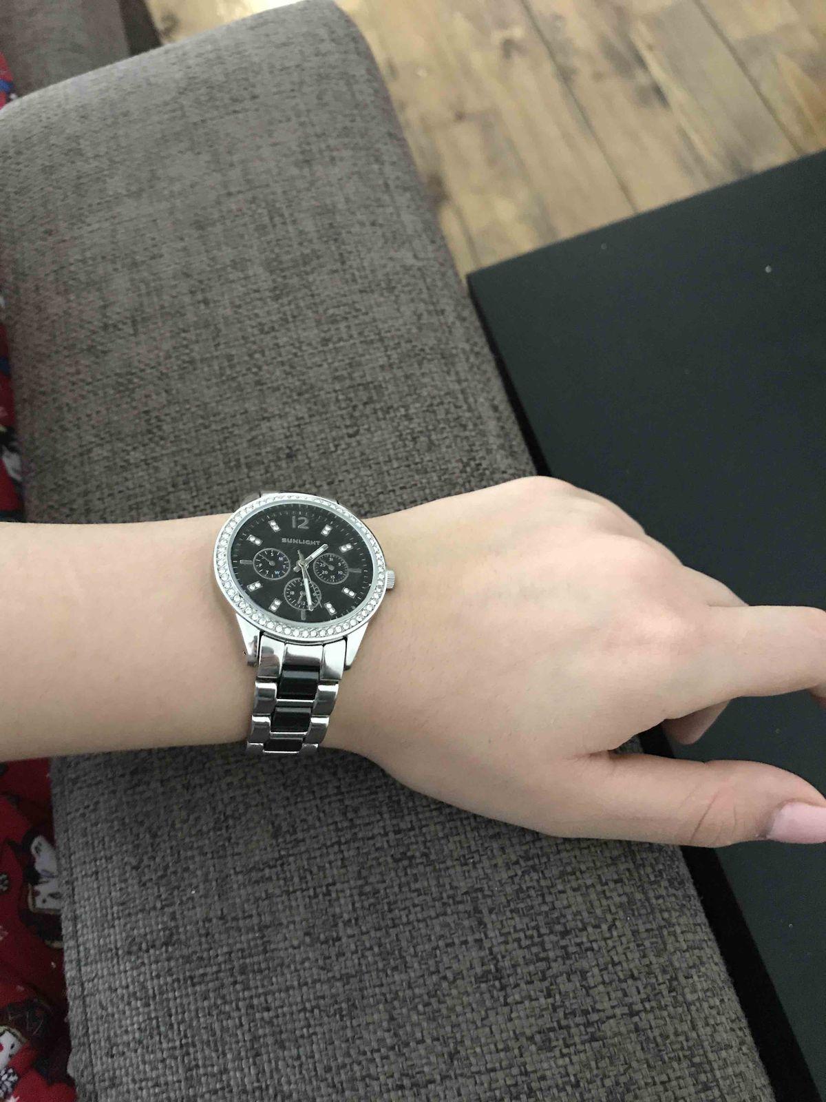 Очень удобные и качественные часы !