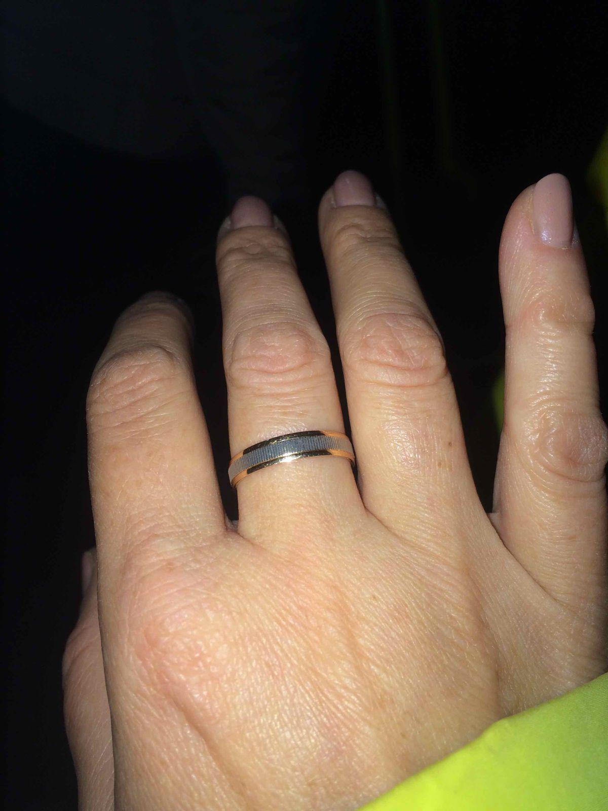 Дойстойное кольцо