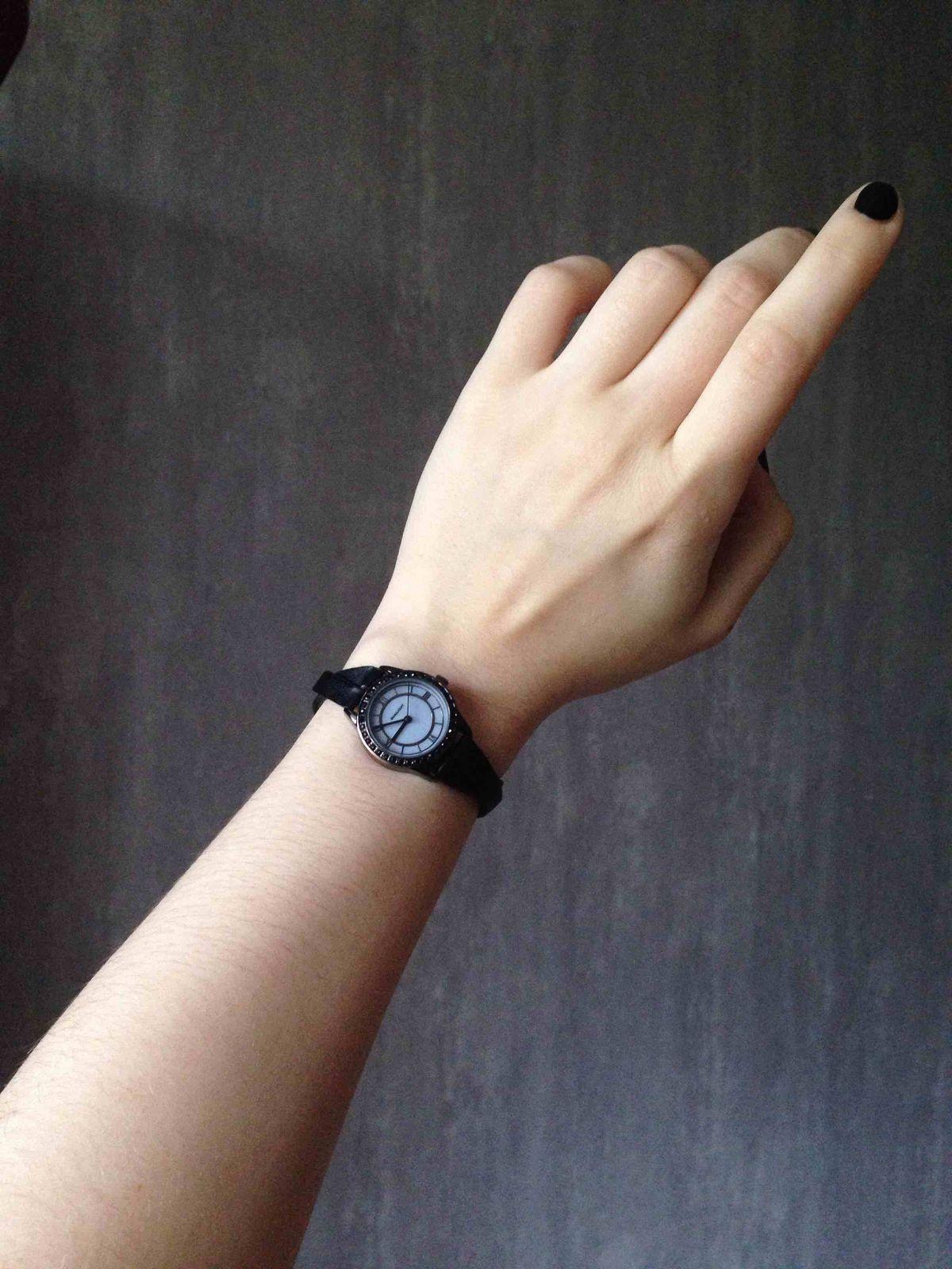 Любимые мои часы.