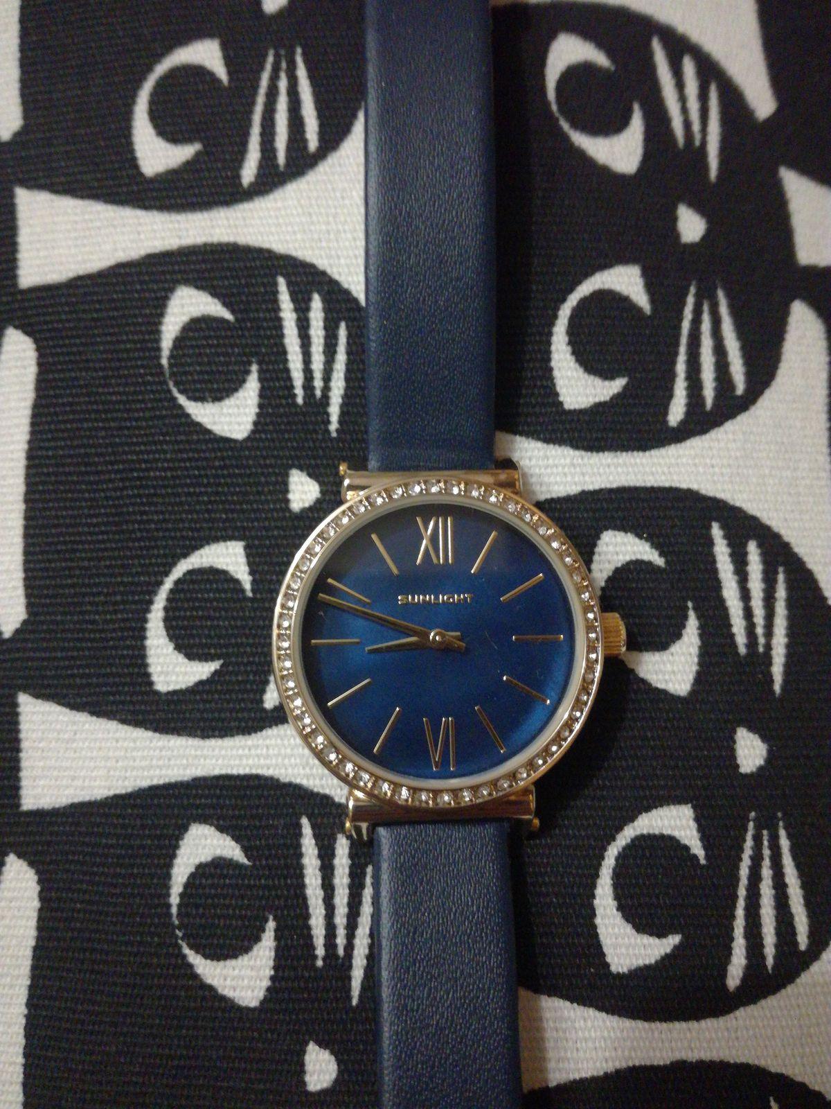 Интересные часы!