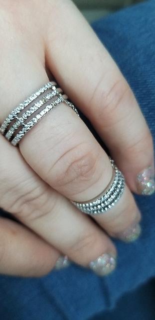 Кольцо красивое но камни быстро отваливаются