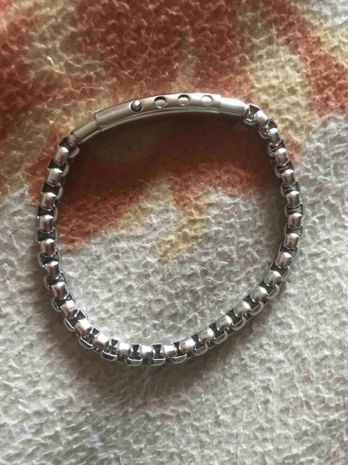 Увесистый, красивый браслет !!!