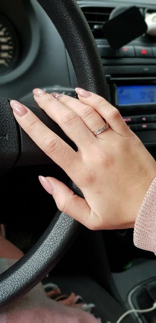 Спасибо! Очень краствое кольцо!👍