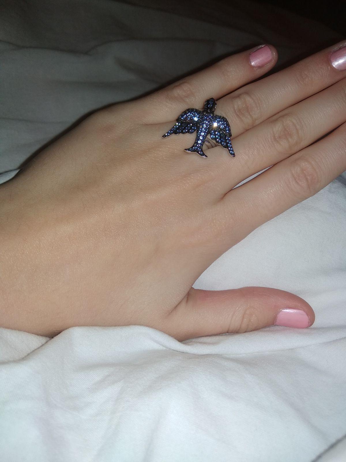 Кольцо с Фениксом
