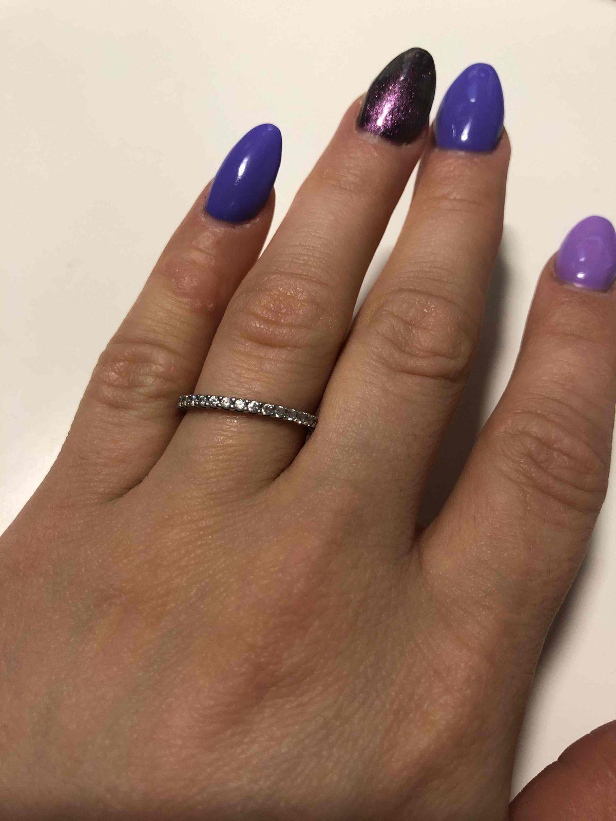 Кольцо с надписью