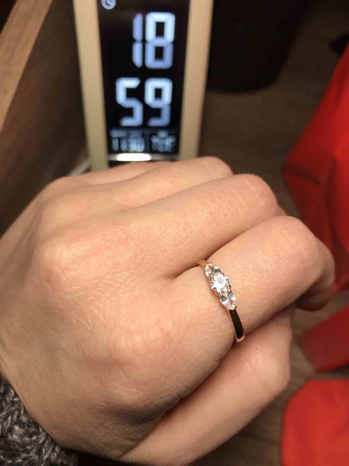 Невероятно красивое кольцо за смешные деньги!