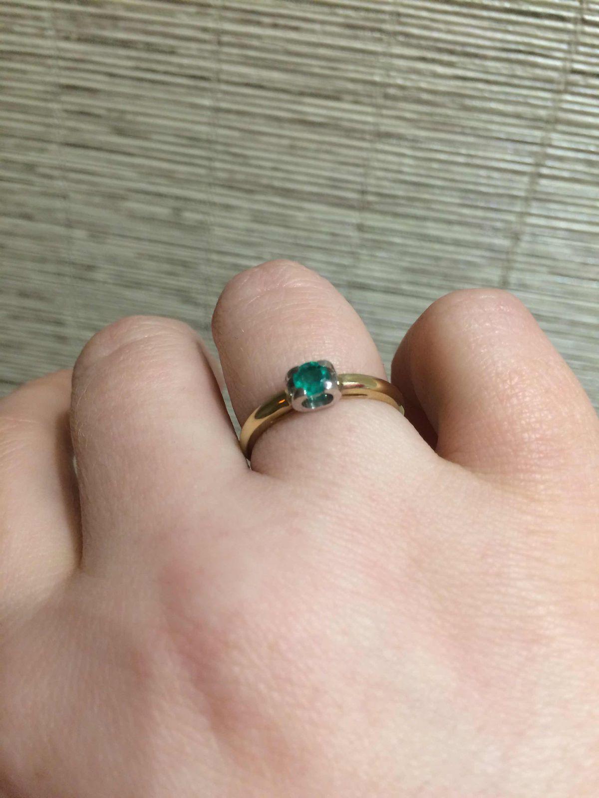 Особенное для меня кольцо