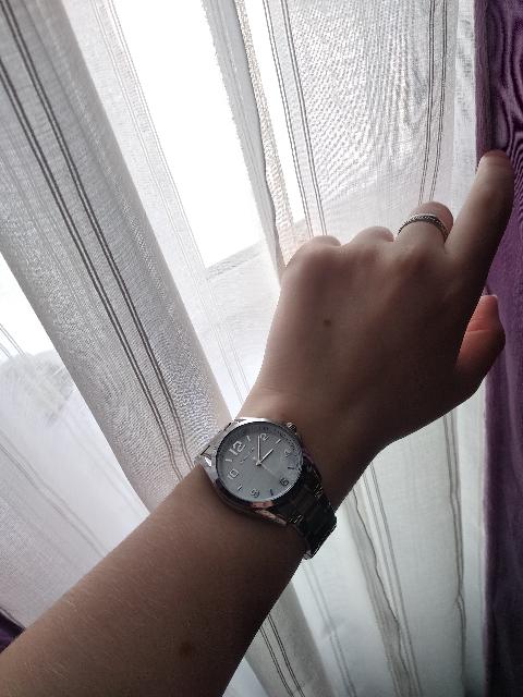😍 красивые часы!